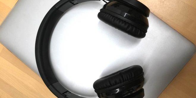 Mpow Thor, cuffie Bluetooth senza fili pieghevoli a meno di 30 Euro